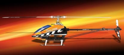 Радиоуправляемый вертолет T-REX 700E DFC HV 3G Combo
