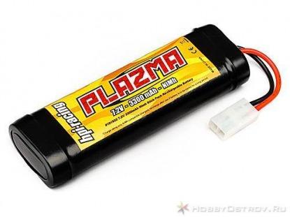 Силовой аккумулятор HPI Plazma 7.2V 3300mAh NI-MH Stick Pack Re-Chargeable Battery