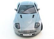 Коллекционная модель автомобиля ASTON MARTIN-фото 2