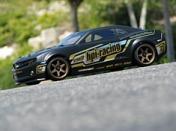 Sprint 2 Drift Sport with 2010 Chevrolet Camaro Body EP  2,4 GHz-фото 3