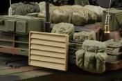 Танк на радиоуправлении M1A2 Abrams NATO Airsoft/JR-фото 2