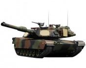 Танк на радиоуправлении M1A2 Abrams NATO Airsoft/JR-фото 3