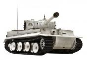 Радиоуправляемый танк German Tiger I MP Winter Airsoft-фото 5