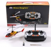 Вертолет Nine Eagle Draco 2.4 GHz (Yellow RTF Version)-фото 4