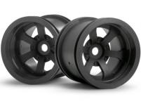 """HPI Racing Комплект дисков 1:10, для шин Scorch, бронзовые 2.2"""", шир. 50мм, 2шт"""