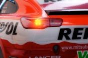 Радиоуправляемая модель Repsol Mitsubishi - DF01 Ralliart Racing Lancer-фото 3