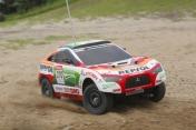 Радиоуправляемая модель Repsol Mitsubishi - DF01 Ralliart Racing Lancer-фото 5