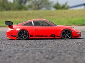 HPI Nitro RS4 Evo+ Red Porshe 911 GT3 2,4 GHz-фото 2