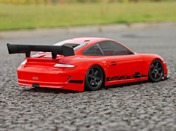 HPI Nitro RS4 Evo+ Red Porshe 911 GT3 2,4 GHz-фото 3