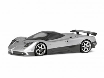 HPI Racing Корпус 1/10 Pagani Zonda F, неокрашенный. Колёсная база 255 мм. Ширина шасси 200 мм.