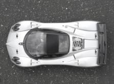 HPI Racing Корпус 1/10 Pagani Zonda F, неокрашенный. Колёсная база 255 мм. Ширина шасси 200 мм.-фото 2