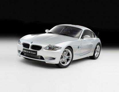 Коллекционная модель автомобиля BMW Z4M COUPE