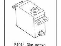 BSD Racing Сервопривод B7014 (3кг*см при 6,0В)