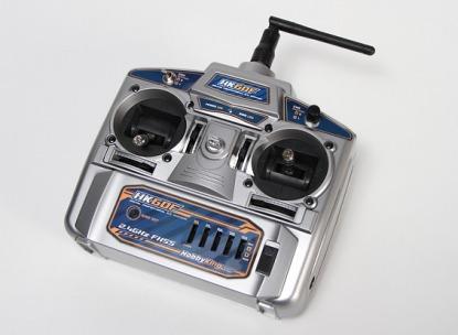 6-ти канальная аппаратура HobbyKing HK6DF