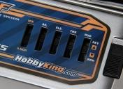 6-ти канальная аппаратура HobbyKing HK6DF-фото 2