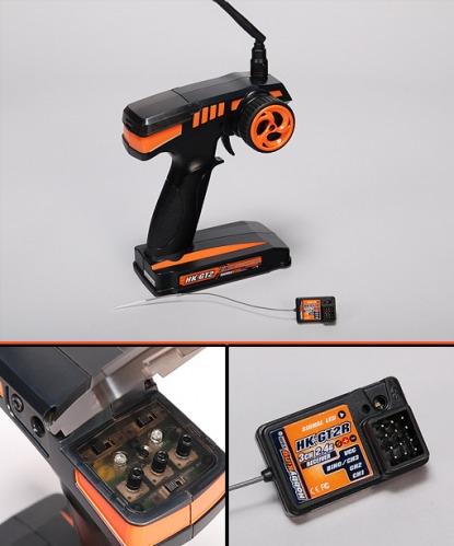 2-х передатчик+приёмник HKGT-2 2.4Ghz 2Ch