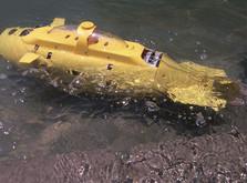 Радиоуправляемая подводная лодка Neptune SB-1 Submarine SC-фото 5