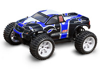 Автомобиль HPI Maverick Strada MT EVO 4WD EL Monster 1:10 (Blue RTR Version)
