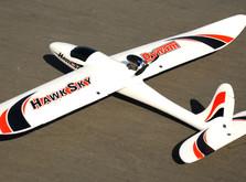 Радиоуправляемый планер Dynam Hawk Sky-фото 1
