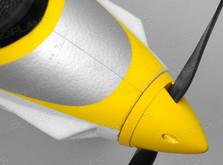 Радиоуправляемый самолет Dynam Smart Trainer Brushless RTF-фото 3