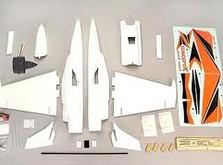 Радиоуправляемый самолёт Concept-X ARF-фото 3