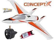 Радиоуправляемый самолёт Concept-X ARF-фото 2