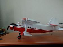 Радиоуправляемый самолет АН-2 KIT версия-фото 10