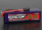 LiPo Аккумулятор Turnigy nano-tech 8400 mAh 3s 40-80C