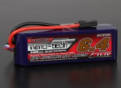 LiPo Аккумулятор Turnigy nano-tech 6400 mAh 3s 40-80C