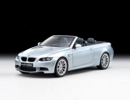 Масштабная модель автомобиля 1:18 BMW M3 CABRIOLET