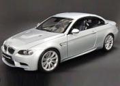 Масштабная модель автомобиля 1:18 BMW M3 CABRIOLET-фото 1