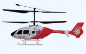 Вертолет Nine Eagle EC 135 2.4 GHz (Blue RTF Version)-фото 1