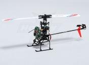 Вертолет Nine Eagle Solo PRO 100D 3D 2.4 GHz (Red RTF Version)-фото 6