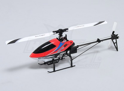 Вертолет Nine Eagle Solo PRO 180D 3D 2.4 GHz (Red RTF Version)