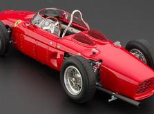 """Коллекционная модель автомобиля СMC Ferrari 156F1 Dino """"Sharknose"""", 1961 1/18-фото 6"""