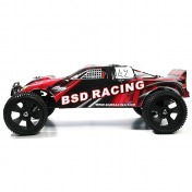 Автомобиль BSD Racing Brushless Truck 4WD 1:5 2.4GHz (RTR Version)-фото 2