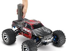 Автомобиль Traxxas Revo 3,3 Nitro Monster 1:10 RTR-фото 4