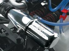 Автомобиль Traxxas Revo 3,3 Nitro Monster 1:10 RTR-фото 5