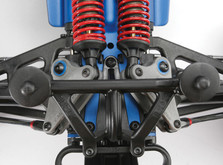 Автомобиль Traxxas Revo 3,3 Nitro Monster 1:10 RTR-фото 6