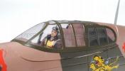 Радиоуправляемая модель копия  Curtiss P-40 Warhawk-фото 9