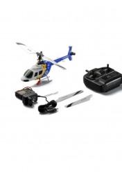 Вертолет  Nine Eagle Bell 206 2.4 GHz (Blue RTF Version)-фото 1