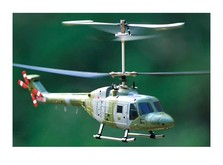 Радиоуправляемый вертолёт Hubsan Lynx CX 2,4 Ghz FPV-фото 1