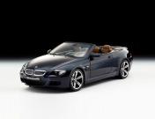 Коллекционная модель автомобиля BMW M6, выполненная в масштабе 1:18