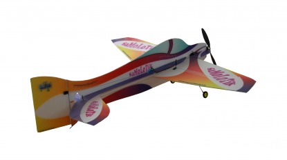Пилотажная 3-D зальная модель класса F3P- AM