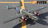 """Радиоуправляемая модель- копия самолета B-25 """"Mitshell"""" PNP"""