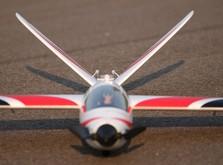 Радиоуправляемый планер ROC V-tail Glider 2200 мм ARF-фото 10