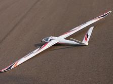 Радиоуправляемый планер ROC V-tail Glider 2200 мм ARF-фото 12