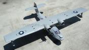 Радиоуправляемая модель- копия самолета- амфибии PBY Catalina (Каталина)-фото 8