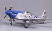 Радиоуправляемая модель самолета P-51D Mustang (Новая версия со стабилизацией полета)-фото 2