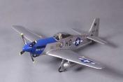 Радиоуправляемая модель самолета P-51D Mustang (Новая версия со стабилизацией полета)-фото 3